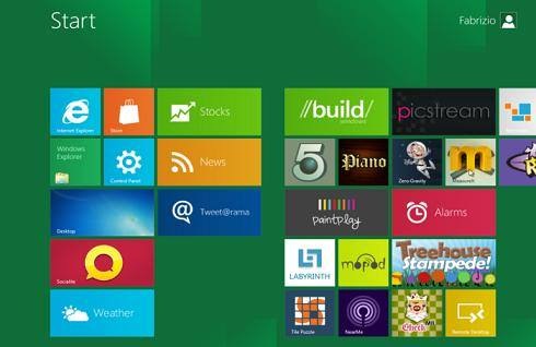 descarga gratis Windows 8 RC