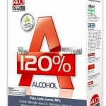 Alcohol 120% v2.0.3 Build 9326. Retail. Multilenguaje. Graba, Guarda y Reproduce tus CDs/ DVDs desde el PC