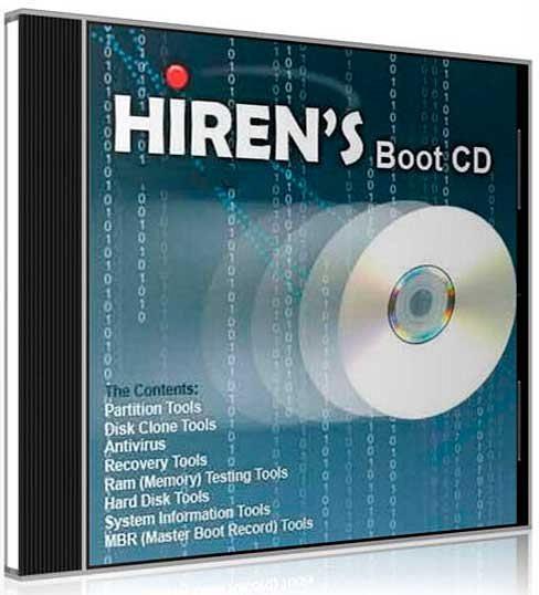 Hiren's BootCD v15.2