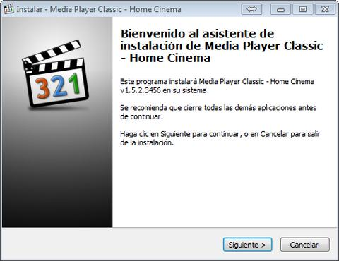 Media Player Classic En Espanol