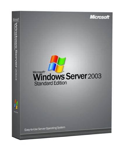 Descargar ISO Windows Server 2003 Standard Edition