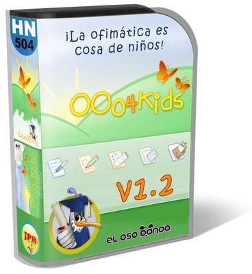 Cover OOo4Kids v1.2