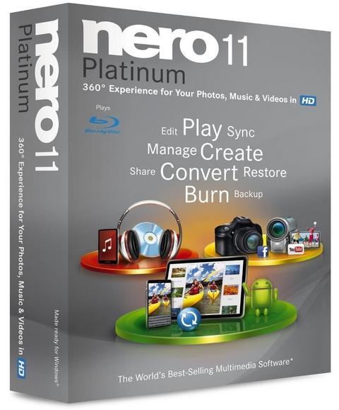 Nero 11 Platinum Suite