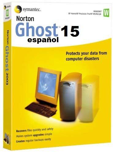 Norton Ghost 15 for Win2000ME98XPNT