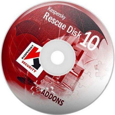 Descargar Kapersky Rescue Disk v10.0.31.4