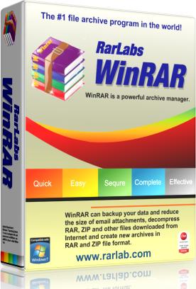 Download Winrar 5.10