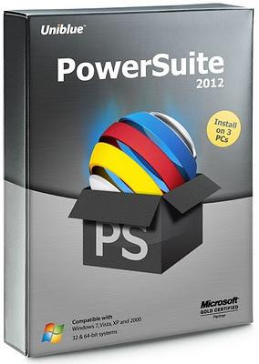 Descargar Uniblue PowerSuite 2012 Gratis