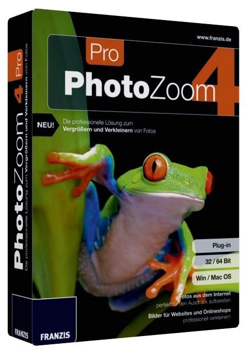 Скачать бесплатно PhotoZoom Classic 4 (RUEN) RePack by VeeZer.