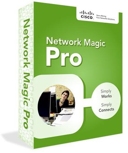 Cisco-Network-Magic-Pro